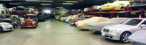 Car storage in Pretoria